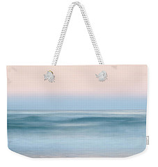 Weekender Tote Bag featuring the photograph Ocean Calling by Az Jackson