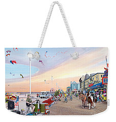 Ocean City Maryland Weekender Tote Bag