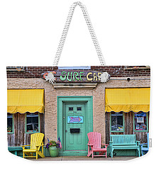 Ocean City N J Surf Cafe Weekender Tote Bag