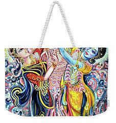 Ocean Dance Weekender Tote Bag