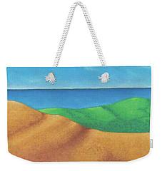 Ocean Daybreak Weekender Tote Bag
