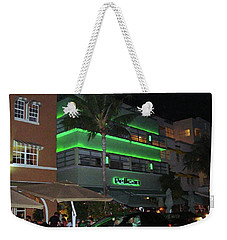 Ocean Drive Miami Beach Weekender Tote Bag