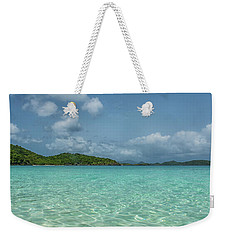 Ocean For Miles Weekender Tote Bag