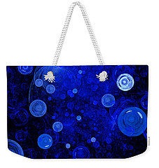 Ocean Gems Weekender Tote Bag by Menega Sabidussi