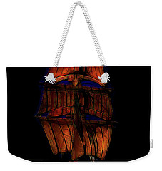 Ocean Glow Weekender Tote Bag by Michael Cleere