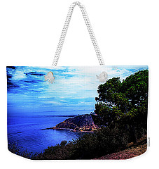 Weekender Tote Bag featuring the photograph Ocean Hill by Joseph Hollingsworth