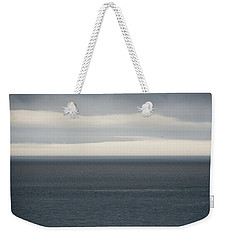 Ocean Horizon Weekender Tote Bag