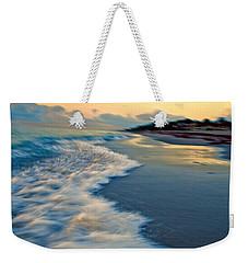 Ocean In Motion Weekender Tote Bag