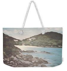 Ocean Inlet Landscape Weekender Tote Bag