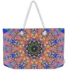 Ocean Kaleidoscope 2 Weekender Tote Bag