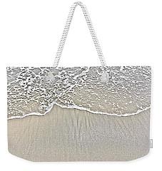 Ocean Lace Weekender Tote Bag by Colleen Kammerer