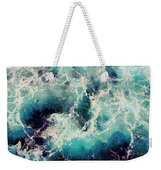 Ocean Weekender Tote Bag