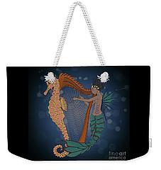 Ocean Lullaby1 Weekender Tote Bag