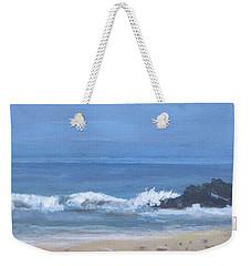 Ocean Meets Jetty Weekender Tote Bag