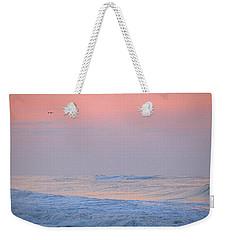 Ocean Peace Weekender Tote Bag by  Newwwman