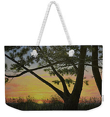 Ocean Pines Weekender Tote Bag by Kathleen McDermott
