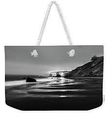 Ocean Rhythm Weekender Tote Bag by Jon Glaser