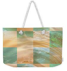 Ocean Ripples Weekender Tote Bag