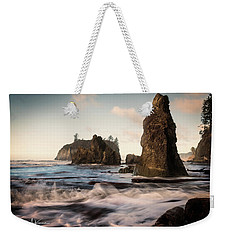 Ocean Spire Signature Series Weekender Tote Bag by Chris McKenna