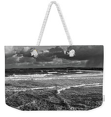 Weekender Tote Bag featuring the photograph Ocean Storms by Nicholas Burningham