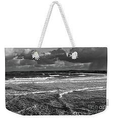 Ocean Storms Weekender Tote Bag