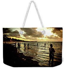 Ocean Thinker Weekender Tote Bag