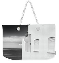 Ocean View White House Weekender Tote Bag