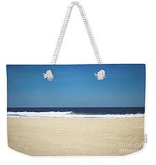 Ocean Waves On The Horizon Weekender Tote Bag