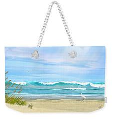 Oceanic Landscape Weekender Tote Bag