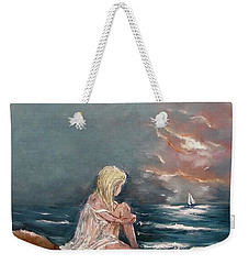 Oceanic Relaxation Weekender Tote Bag