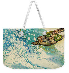 Ocean's Call Weekender Tote Bag
