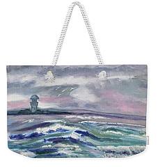 Oceans Of Color Weekender Tote Bag