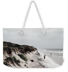 Oceanside Weekender Tote Bag by Amar Sheow