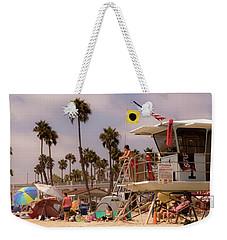 Oceanside Beach Weekender Tote Bag