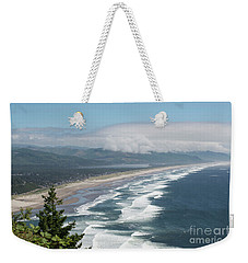 Oceanside Beach Oregon Weekender Tote Bag