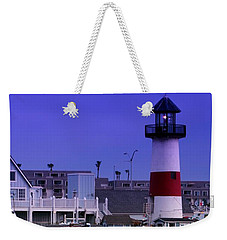 Oceanside Light Weekender Tote Bag
