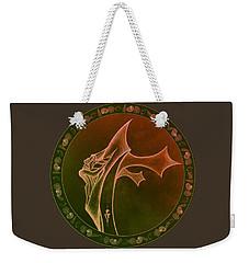 Oceanus Greek God  Weekender Tote Bag by Robert G Kernodle
