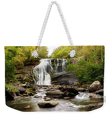 October At Bald River Falls Weekender Tote Bag