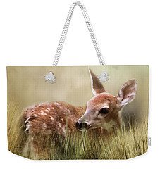 October Fawn Weekender Tote Bag