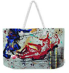October Fever Weekender Tote Bag by J R Seymour
