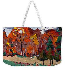 October Forest Weekender Tote Bag