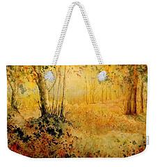 October Glow Weekender Tote Bag