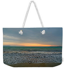 October Sunrise Weekender Tote Bag