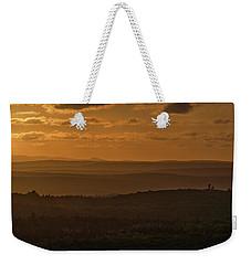 October Sunset In Acadia Weekender Tote Bag
