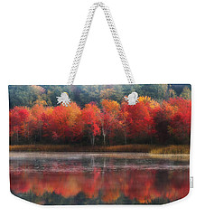 October Trees - Autumn  Weekender Tote Bag