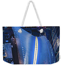 Oculus From The Observatory Weekender Tote Bag by Jeff at JSJ Photography