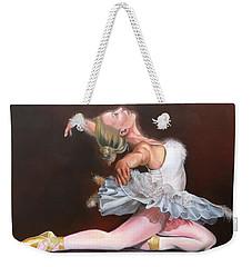 Oddette Weekender Tote Bag by Phyllis Beiser
