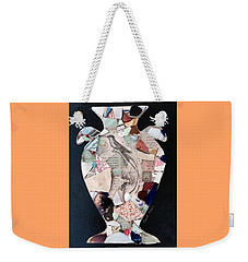 Ode To A Broken Urn Weekender Tote Bag