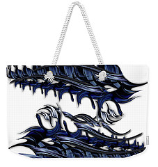Ode To Aesthetic Ego Weekender Tote Bag