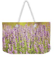 Ode To Lavender Weekender Tote Bag
